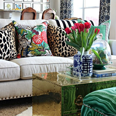 6 EASY TIPS TO DECORATE YOUR HOME FOR SPRING