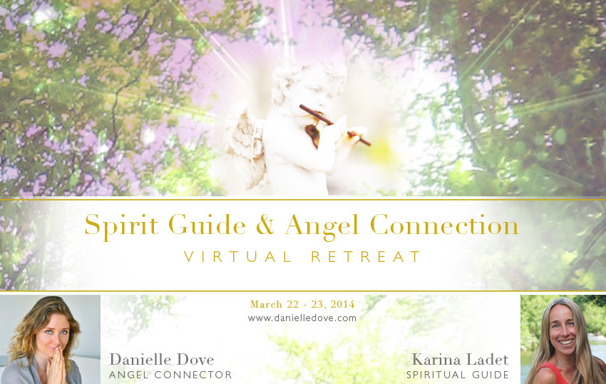 Spirit Guide and Angel Connection Virtual Retreat