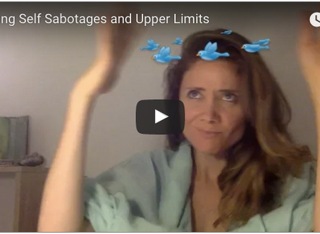 Upper Limit and Self Sabotages – Receiving