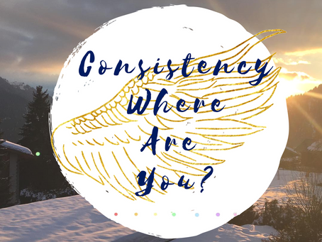 Looking for More Consistency?