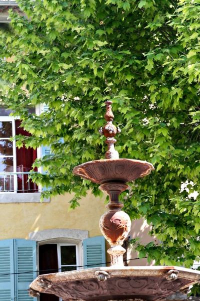 Fountain Provence