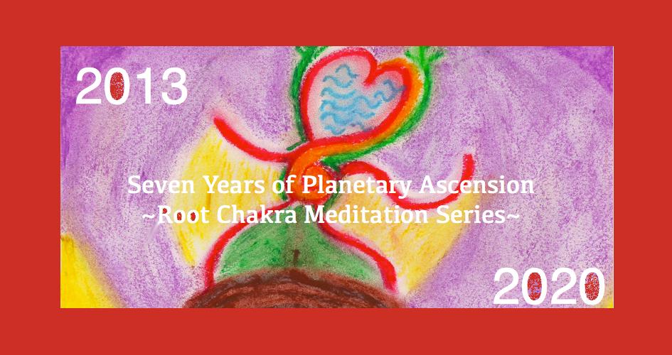 Root Chakra Asension