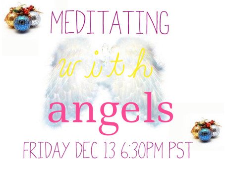 Meditation party!