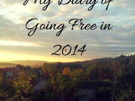 My Diary of Going Free in 2014