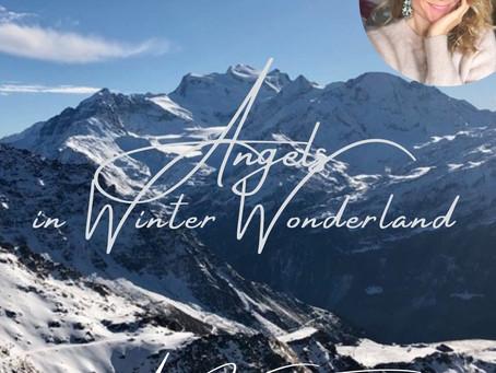 Angels in Winter Wonderland
