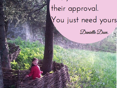 No, you don't need their approval, you just need yours.