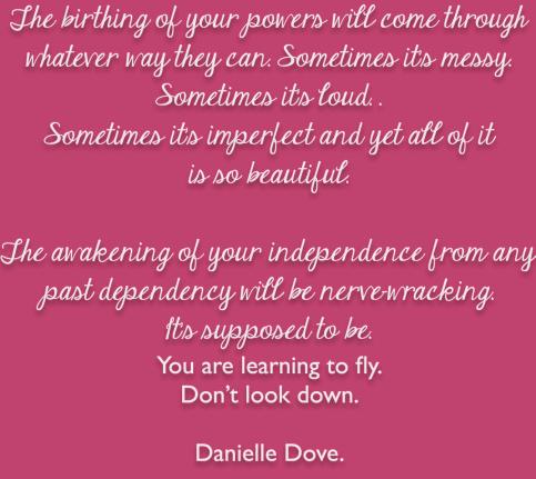 awakening of your powers