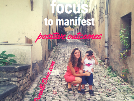 Using Focus to Manifest Positive Results