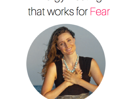 energy healing that works for fear