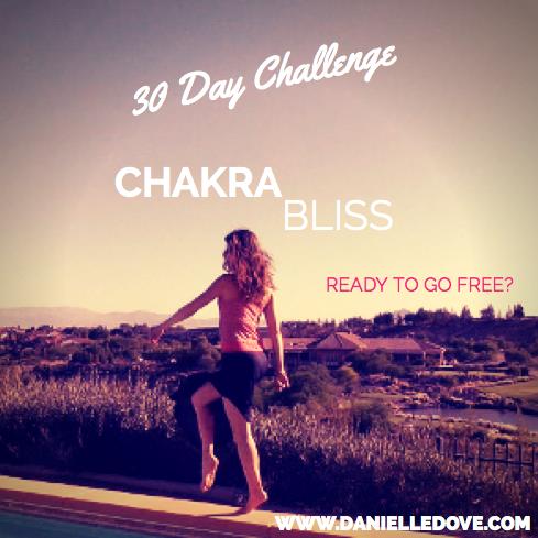 Go Free Chakra Bliss