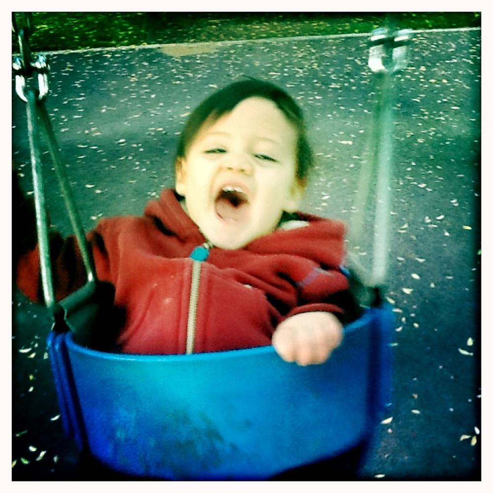 Happy Clam Swingin'
