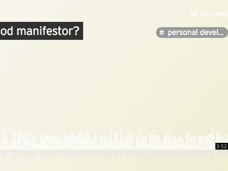 Podcast: Are you a good manifestor?