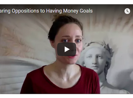 Group Clearing: When You Don't Want Money Goals