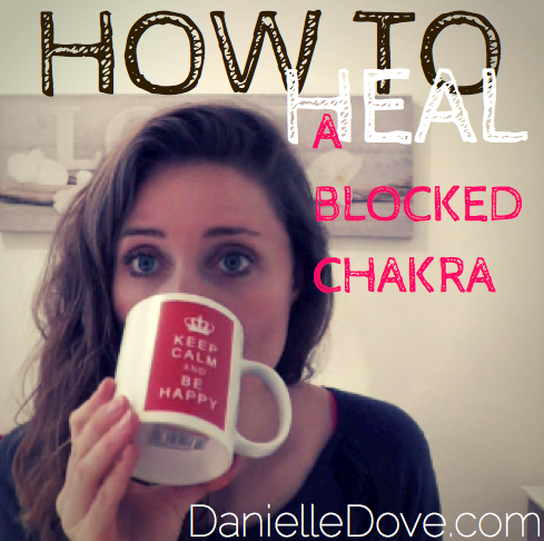 How to heal a blocked chakra