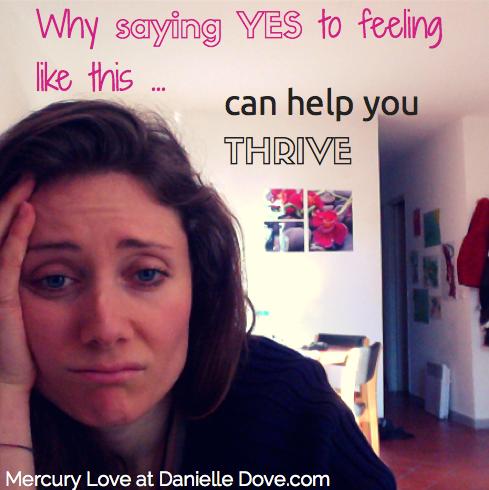 mercury retrograde why saying yes to feeling depressed
