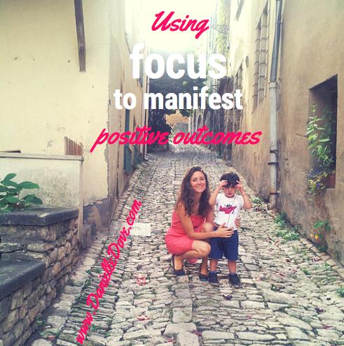 using focus