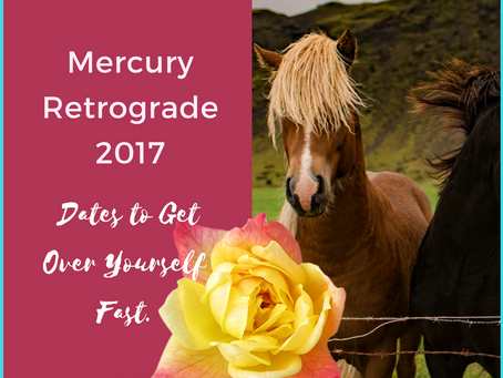 About those Mercury Retrogrades