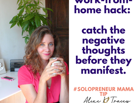 Work from home hack: Catch the negative loops