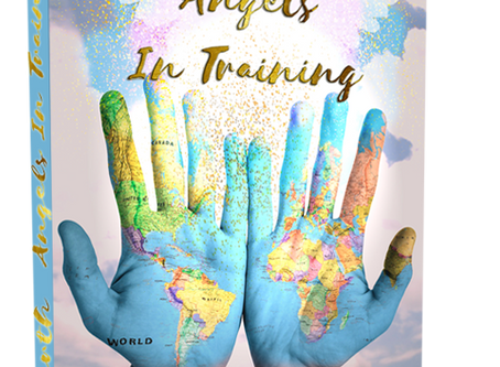 Earth Angels in Training…The Illustrated Guidebook