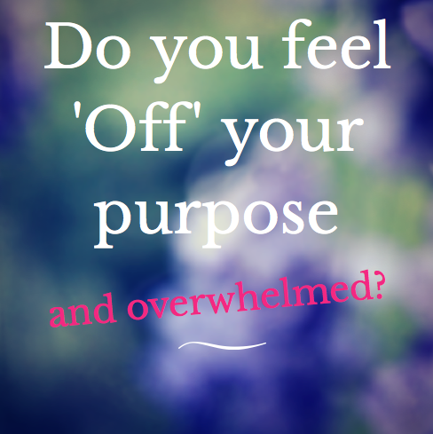off your purpose