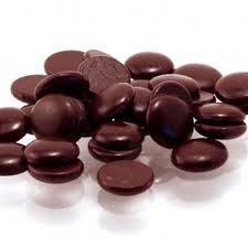 Темный итальянский шоколад 57% 100 гр
