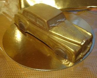 """Авто """"Роллс Ройс""""  (450 гр 17,5*6,5 см)"""