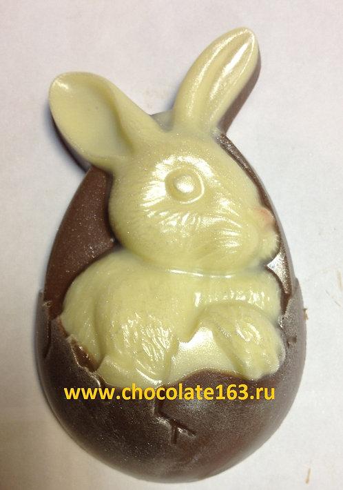 Пасхальный кролик (ок.60 гр, 7,5*5 см)
