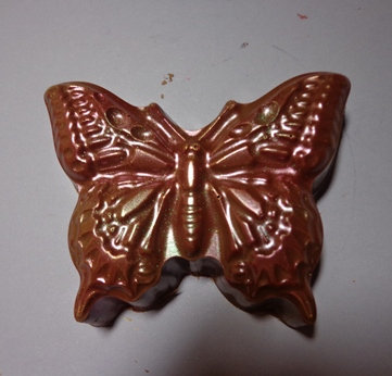 Бабочка  (60 гр, 6,5*8)
