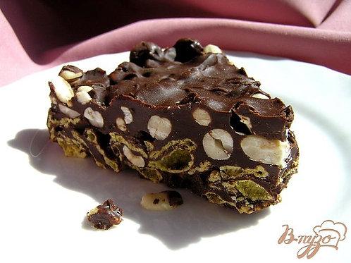 Шоколадно-ореховый десерт 500 гр