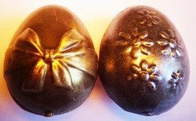 Шоколадное яйцо мал2