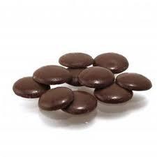 Горький итальянский шоколад 72% 100 гр