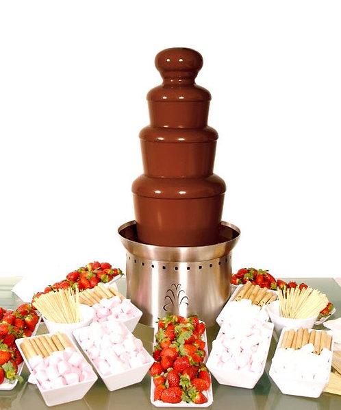 Шоколадный фонтан №2