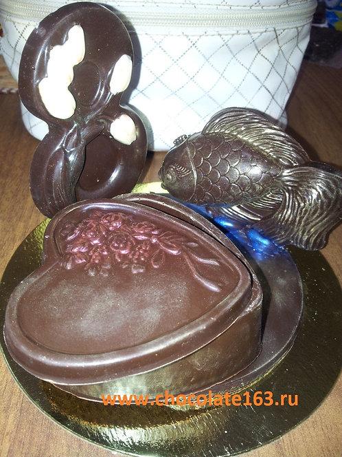"""Шоколадный сюрприз """"8 марта"""" 300 гр"""