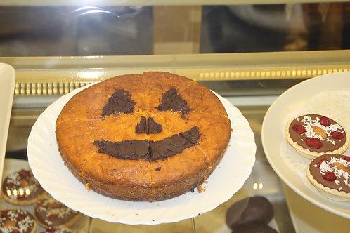 "Тыквенный торт ""Хэллоуин"""