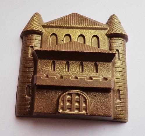 Замок (100 гр, 9*9 см)