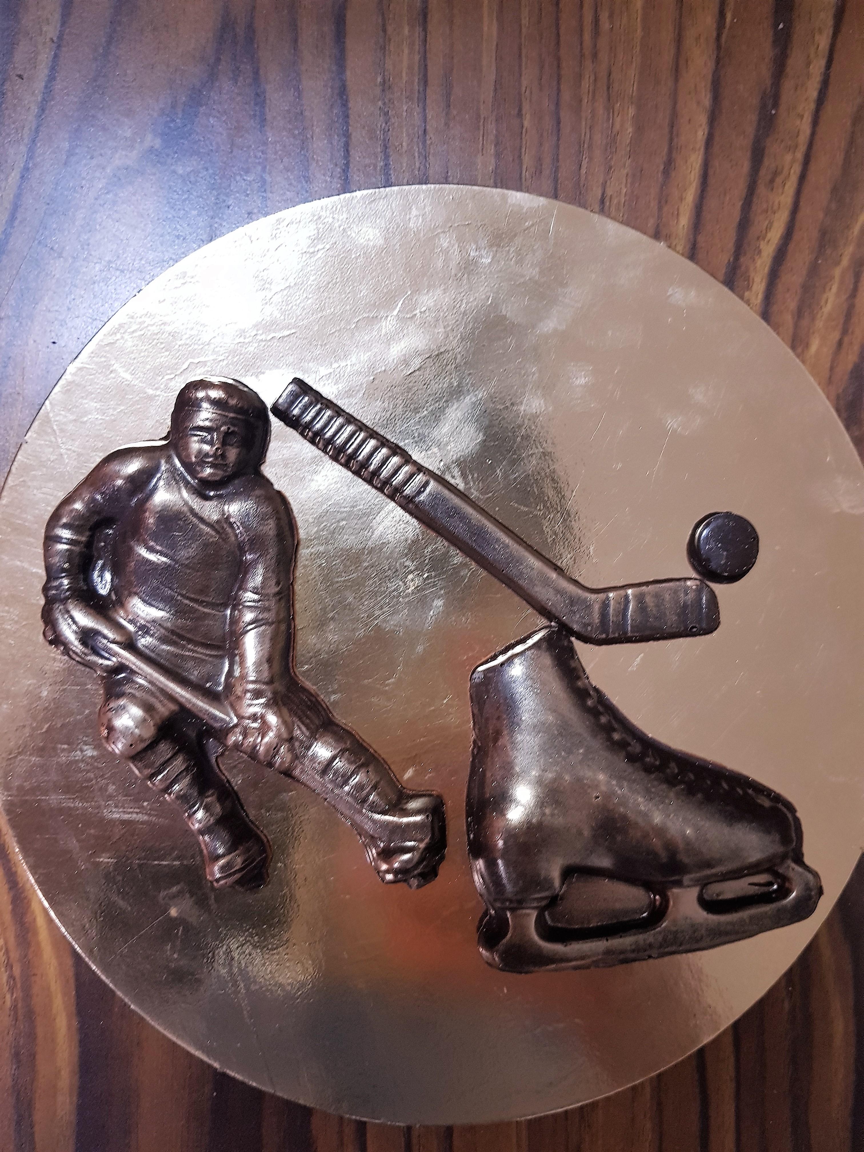 набор - хоккеист