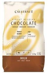 Молочный шоколад Barry Callebaut 150 гр