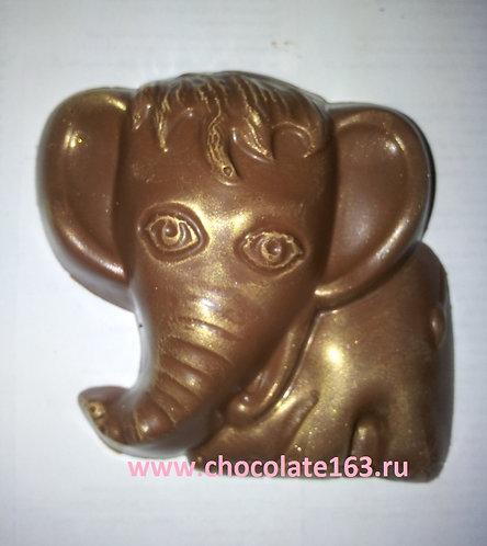 Слоник (около 80 гр, 7*7 см)