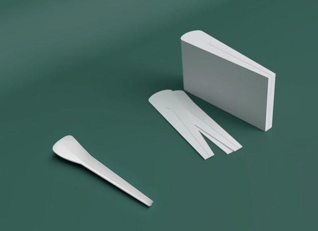 Loop spoon