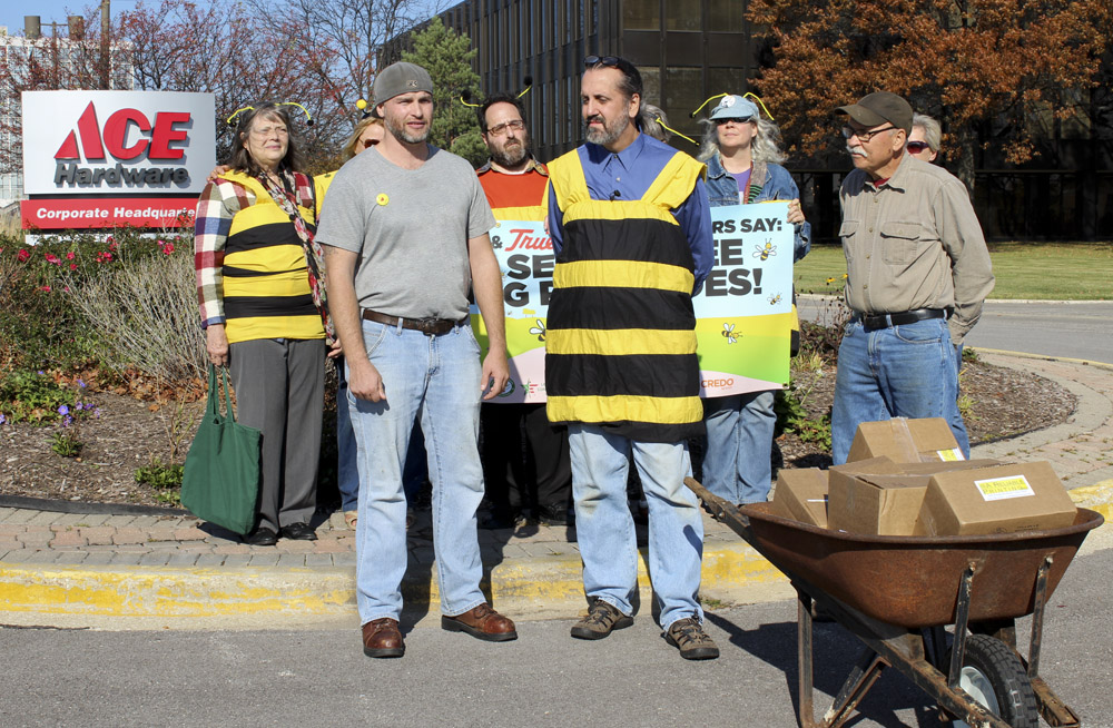 Rally Against Neonicotinoids