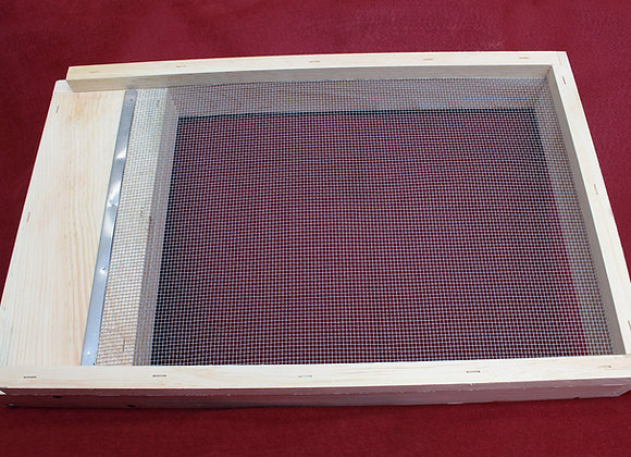Screened Bottom Board/10 Frame