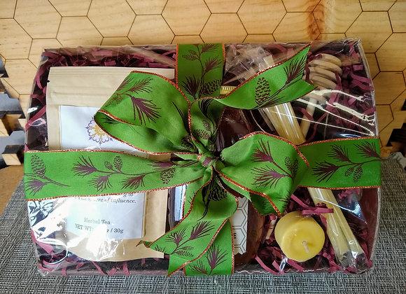 Tea and Honey Gift Set