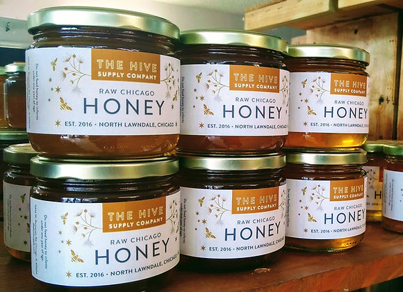 Raw Local Honey - 1lb