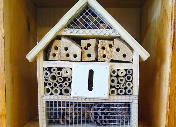 Native Pollinator House