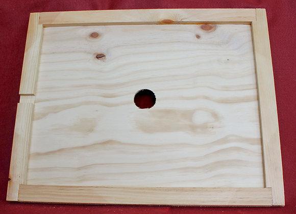 Inner Cover/Unassembled 8 Frame