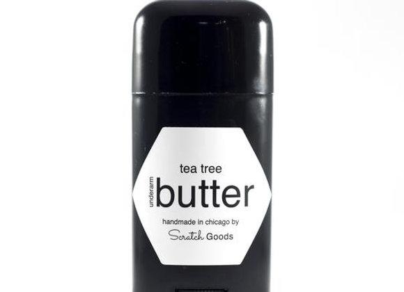 Scratch goods Tea Tree Underarm Butter