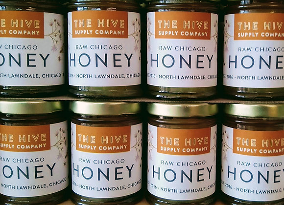 Raw Local Honey 3 oz