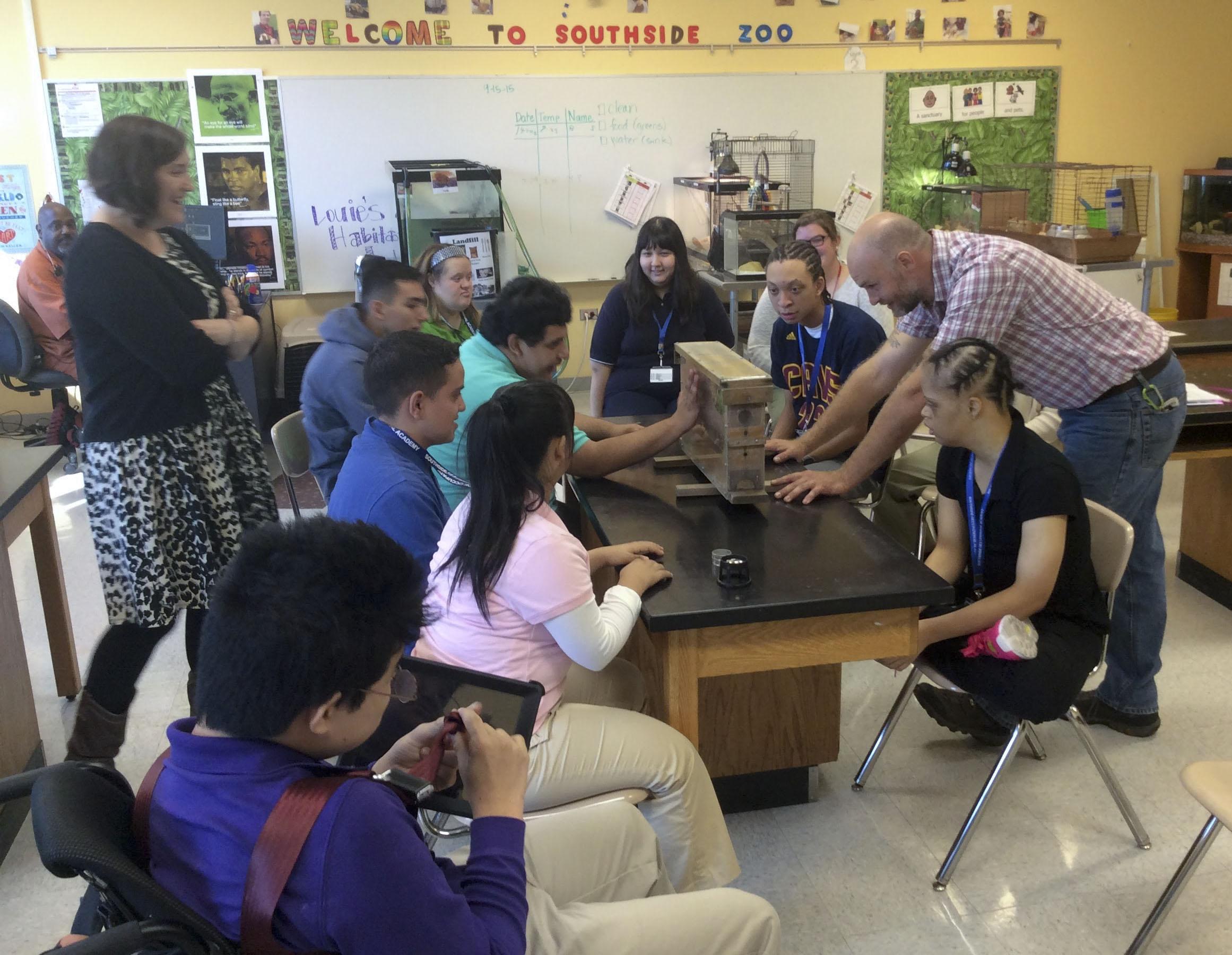 Naaman Teaching