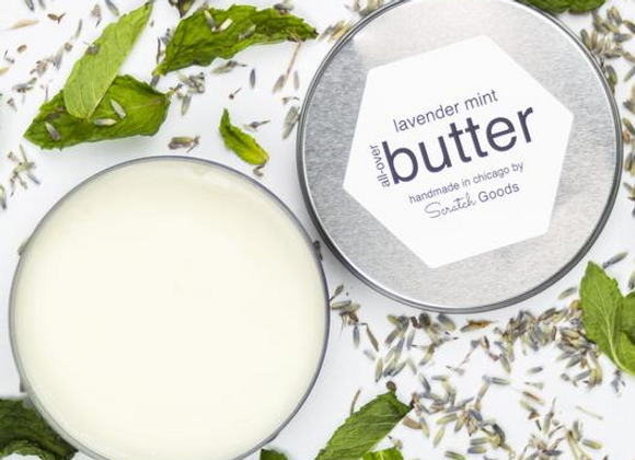 Scatch Goods Lavender Mint All-over Butter
