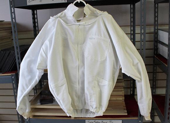Beekeeping Jacket with Fencing Veil